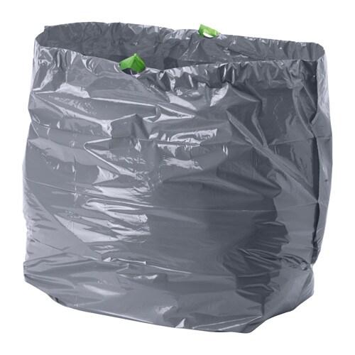 F 214 Rslutas Trash Bags Ikea