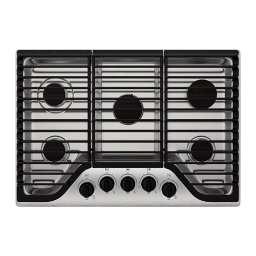 framtid 5 burner gas cooktop ikea. Black Bedroom Furniture Sets. Home Design Ideas