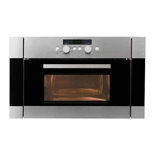 FRAMTID Microwave oven IKEA 5-year Limited Warranty.   Read about the terms in the Limited Warranty brochure.