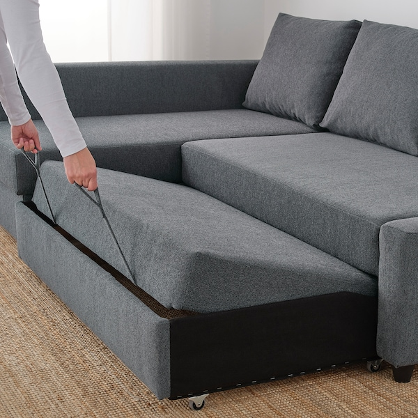 Friheten Sleeper Sectional 3 Seat W