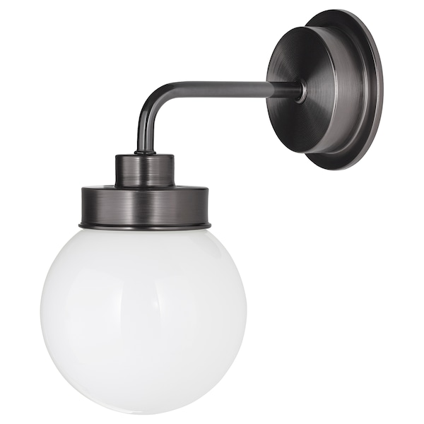 "FRIHULT wall lamp black 5.3 W 9 "" 11 "" 5 1/2 """