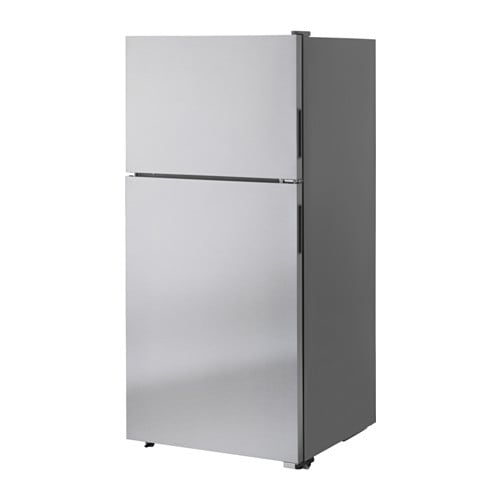 FROSTIG Top freezer, Stainless steel