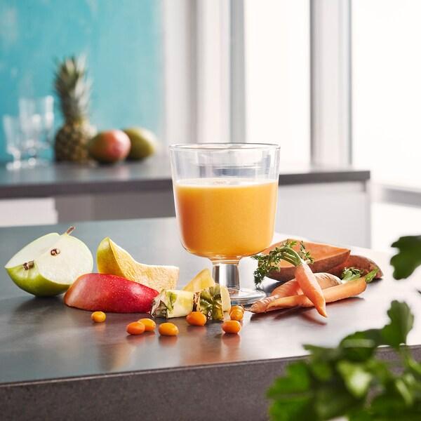 FRUKTSTUND Pre-blended smoothie mix, mango/pineapple with sea buckthorn/frozen, 1 lb