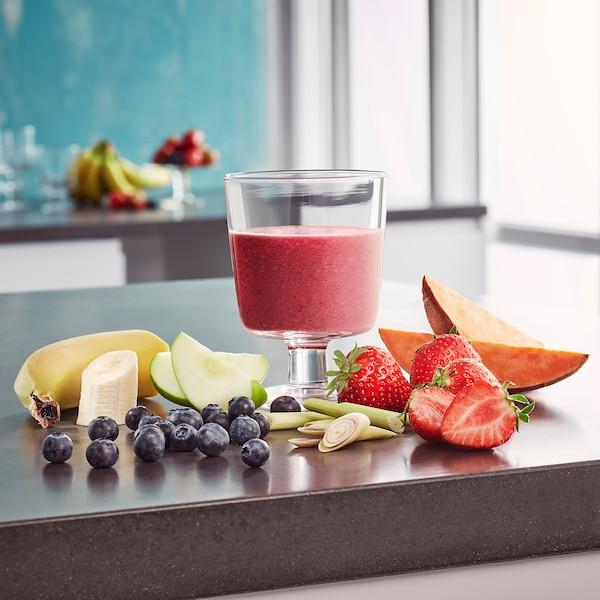 FRUKTSTUND Pre-blended smoothie mix, strawberry with lemongrass/frozen, 1 lb