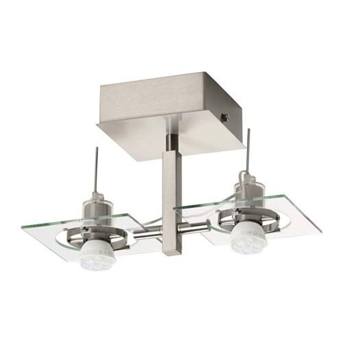 Fuga ceiling wall lamp ikea - Luminaire salle de bain conforama ...