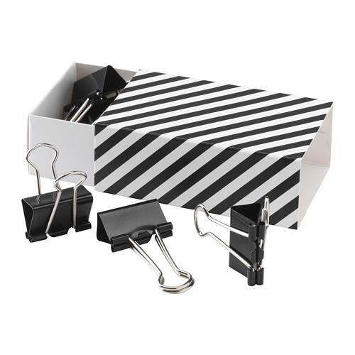 FULLF�LJA Binder clip - IKEA