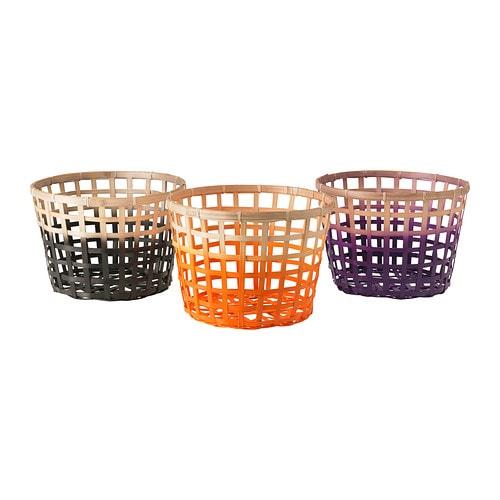 GADDIS Basket , assorted colors Diameter: 12 5/8