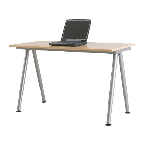 Ikea Galant Electric Height Adjustable Desk