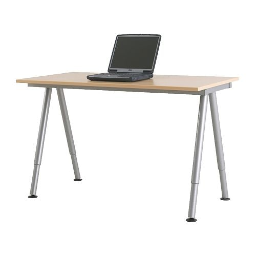 Home office furniture ikea for Schreibtisch 120x60