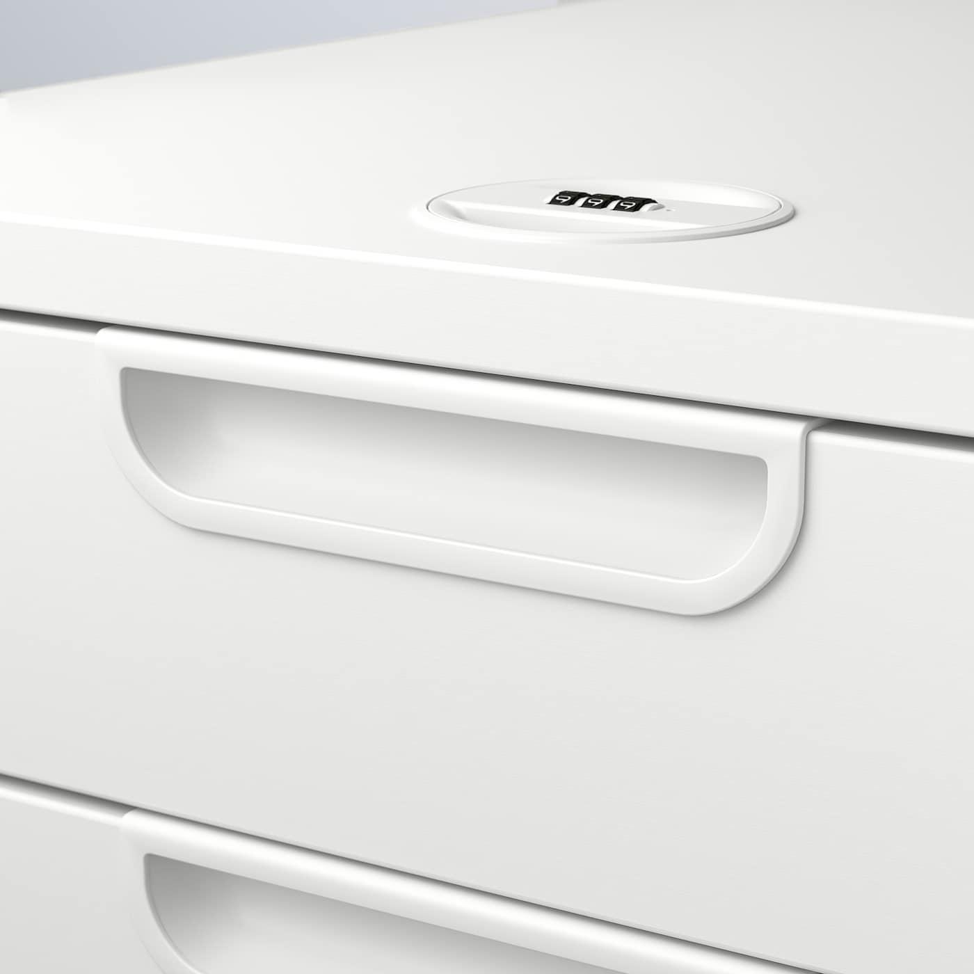 Image of: Galant Drawer Unit Drop File Storage White 17 3 4×21 5 8 Ikea