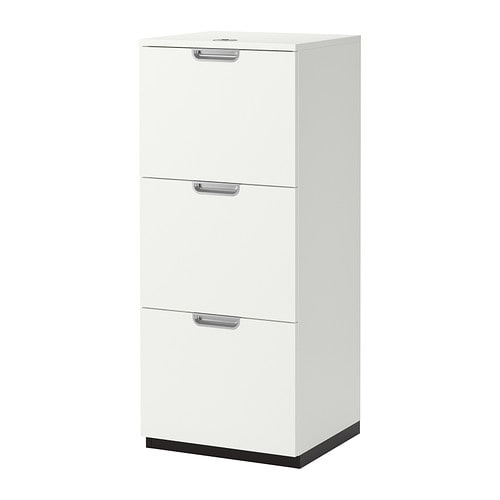 galant file cabinet white ikea. Black Bedroom Furniture Sets. Home Design Ideas