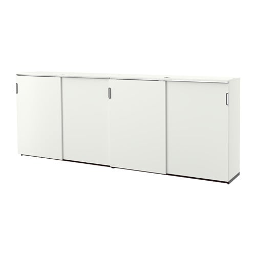 armadio basso ikea : Home / Office furniture / Desks for stationary computers / GALANT ...