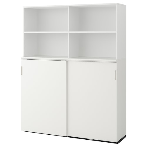 IKEA GALANT Storage combination w sliding doors