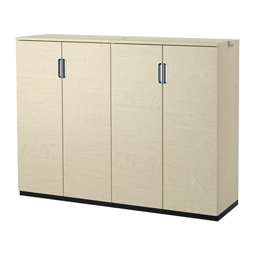 Ikea Gardinen Deckenbefestigung ~ GALANT Storage combination with doors IKEA 10 year Limited Warranty