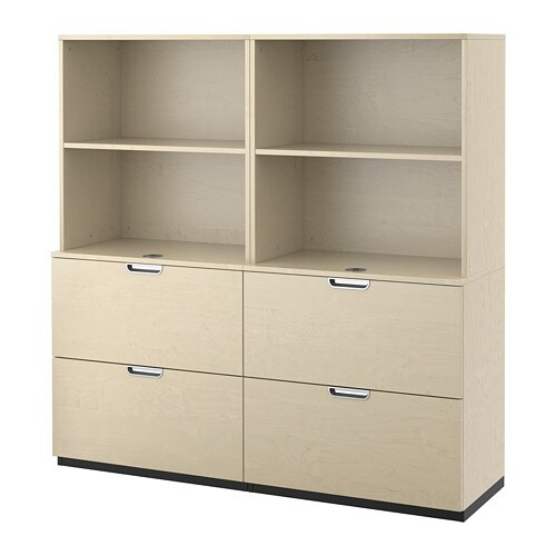 GALANT Storage Combination With Filing