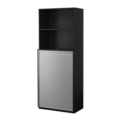 GALANT Storage combination with roll-front IKEA 10-year Limited Warranty.   Read about the terms in the Limited Warranty brochure.
