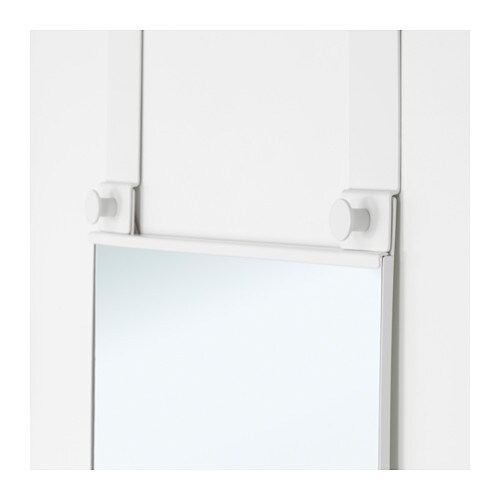 GARNES Over The Door Mirror IKEA Out Of Wall Space? Donu0027t