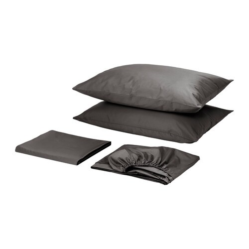 GÄSPA Sheet set - Queen - IKEA