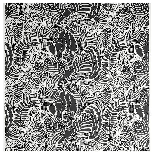 """GATKAMOMILL Fabric, white/dark gray, 59 """""""