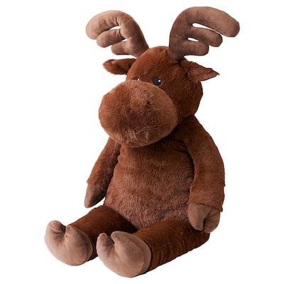 """GEMYTLIG Soft toy, moose, brown, 27 ½ """""""