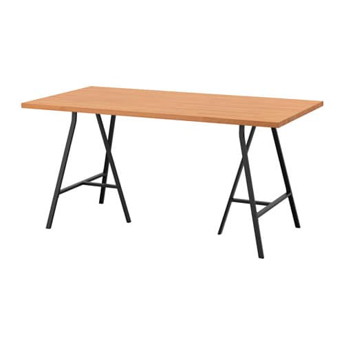 gerton lerberg table ikea solid wood is a durable natural material predrilled