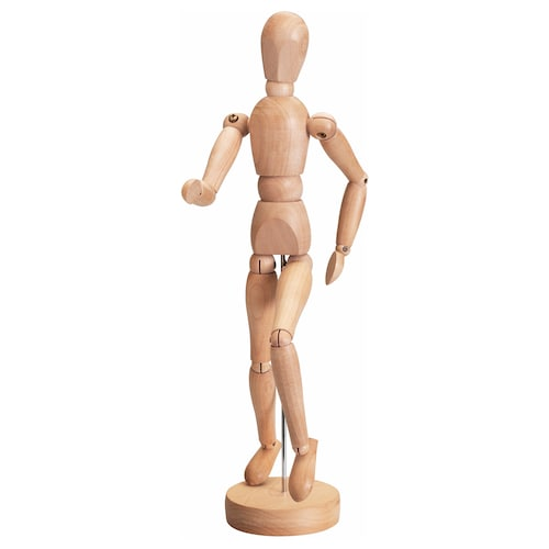 IKEA GESTALTA Artist's figure