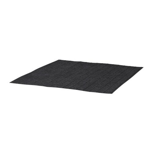 GILTA Drawer liner, gray