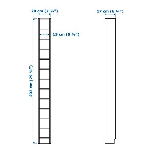 GNEDBY Shelf Unit   Birch Veneer   IKEA