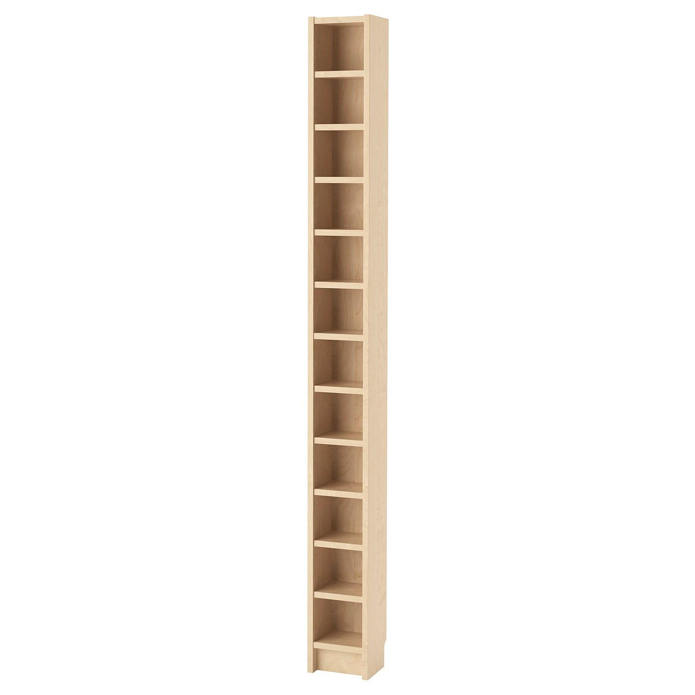 Shelf Unit Gnedby Birch Veneer