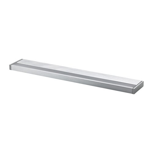 godmorgon led cabinet wall light ikea provides an even light that is