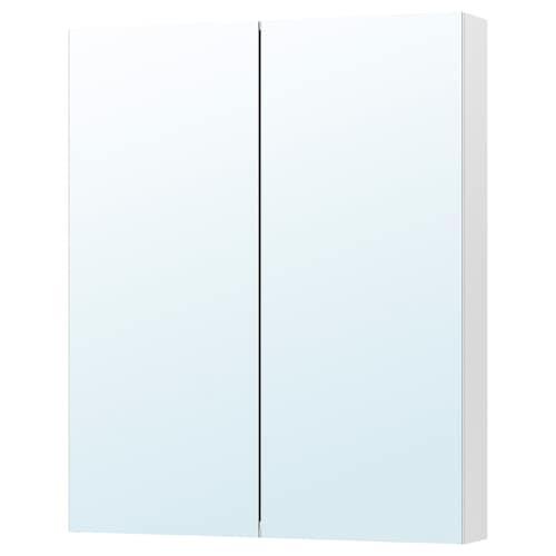 Godmorgon Mirror Cabinet With 2 Doors 31 1 2x5 2x37 3 4 Ikea