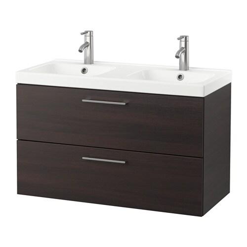 Ikea Bathroom Sink Cabinets. Godmorgon Odensvik Sink Cabinet With 2 Drawers