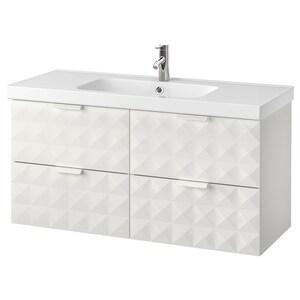 Color: Resjön white/dalskär faucet.