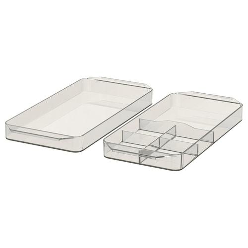 IKEA GODMORGON Storage unit, set of 2