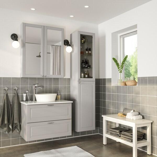 godmorgontolken  kattevik bathroom furniture set of 6