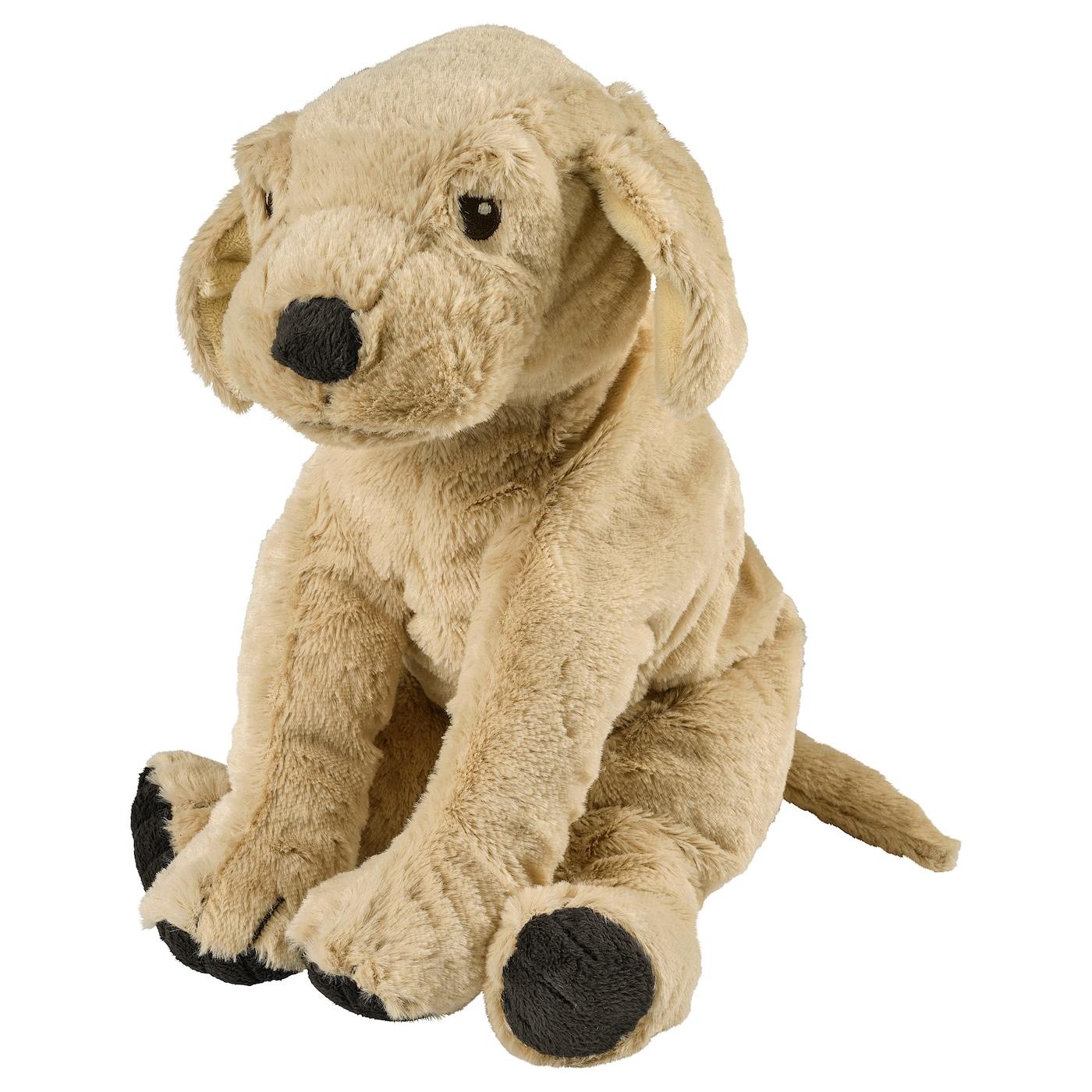 Gosig Golden Soft Toy Dog Yellow Golden Retriever Ikea