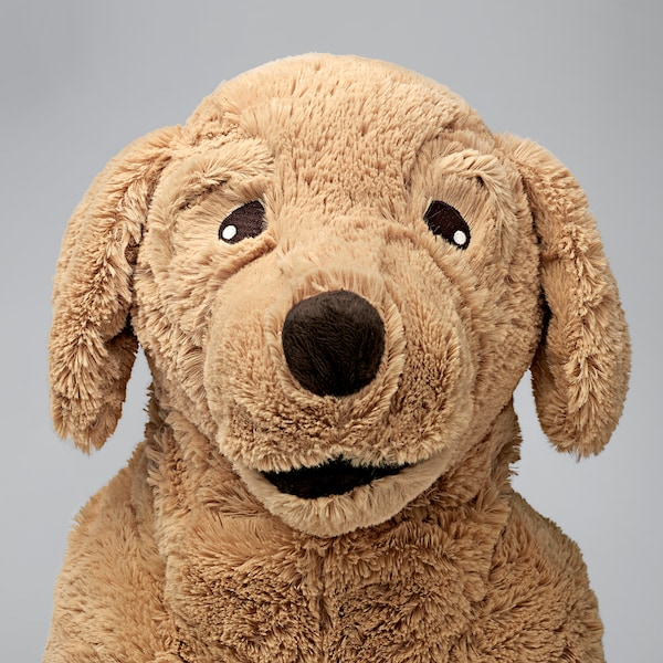 "GOSIG GOLDEN soft toy dog/golden retriever 27 ½ """