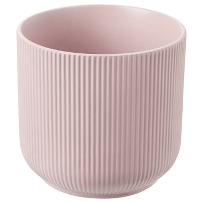 "GRADVIS Plant pot, pink, 4 ¾ """