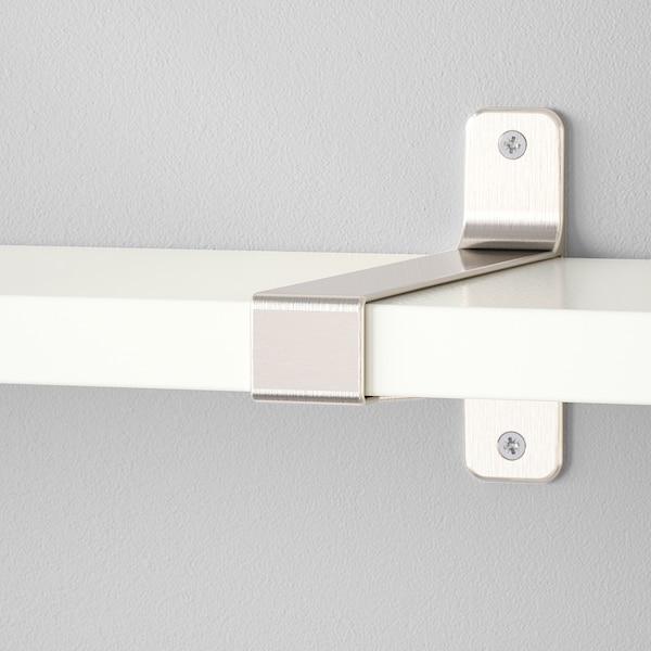 "GRANHULT Connecting bracket, nickel plated, 7 7/8x4 3/4 """