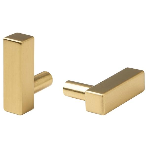 GRIBBOL Knob, brass color