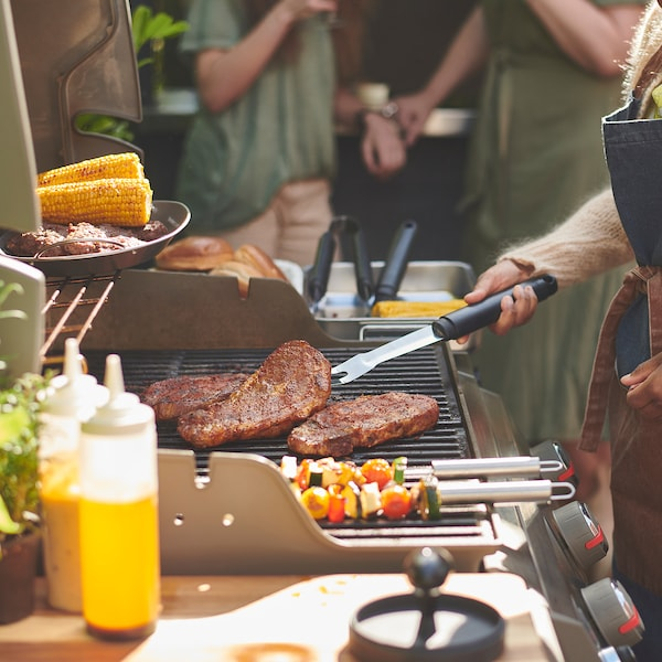 IKEA GRILLTIDER Barbecue fork
