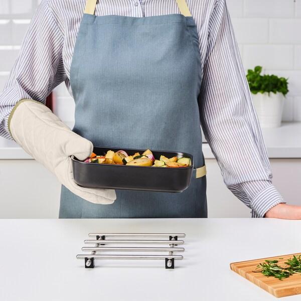GRILLTIDER Oven mitt, off-white
