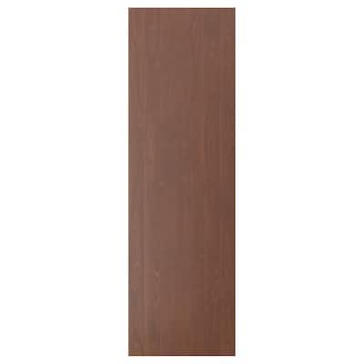 """GRIMSLÖV cover panel brown 24 5/8 """" 80 """" 1/2 """""""