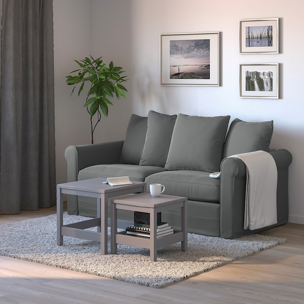 Awe Inspiring Sleeper Sofa Gronlid Ljungen Medium Gray Caraccident5 Cool Chair Designs And Ideas Caraccident5Info