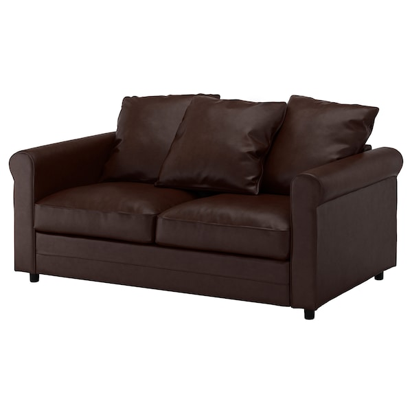 Brilliant Loveseat Gronlid Kimstad Dark Brown Onthecornerstone Fun Painted Chair Ideas Images Onthecornerstoneorg