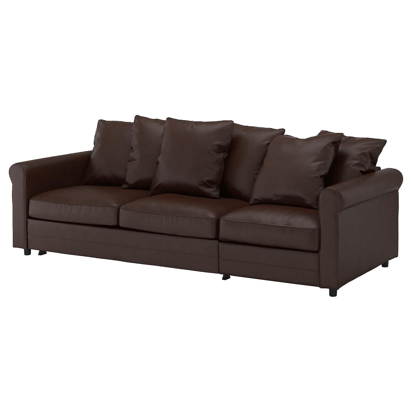 Sleeper Sofa Gronlid Kimstad Dark Brown