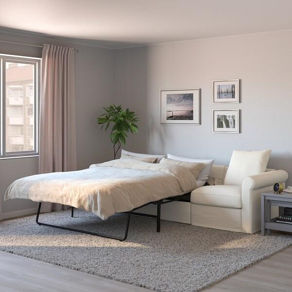 "GRÖNLID sleeper sofa Inseros white 20 7/8 "" 41 "" 26 3/4 "" 110 1/4 "" 38 5/8 "" 23 5/8 "" 19 1/4 "" 59 7/8 "" 79 1/2 "" 4 3/4 """