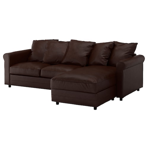 Admirable Leather And Faux Leather Sofas And Loveseats Ikea Inzonedesignstudio Interior Chair Design Inzonedesignstudiocom