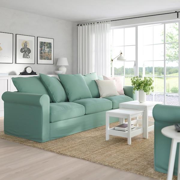 GrÖnlid Sofa Ljungen Light Green Ikea