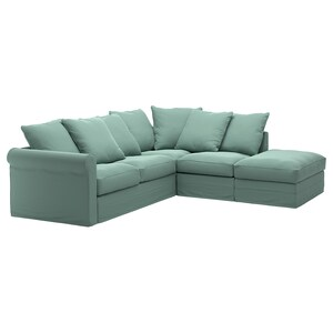 Magnificent Gronlid Sectional 4 Seat Corner With Open End Sporda Spiritservingveterans Wood Chair Design Ideas Spiritservingveteransorg